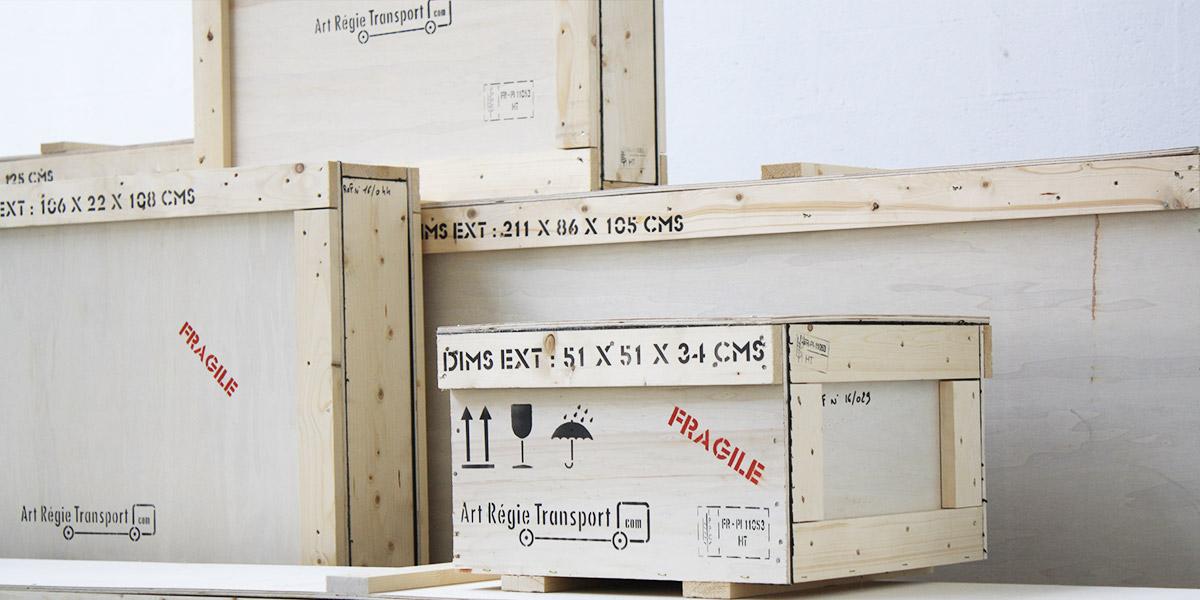 fine art shipping : fine art storage